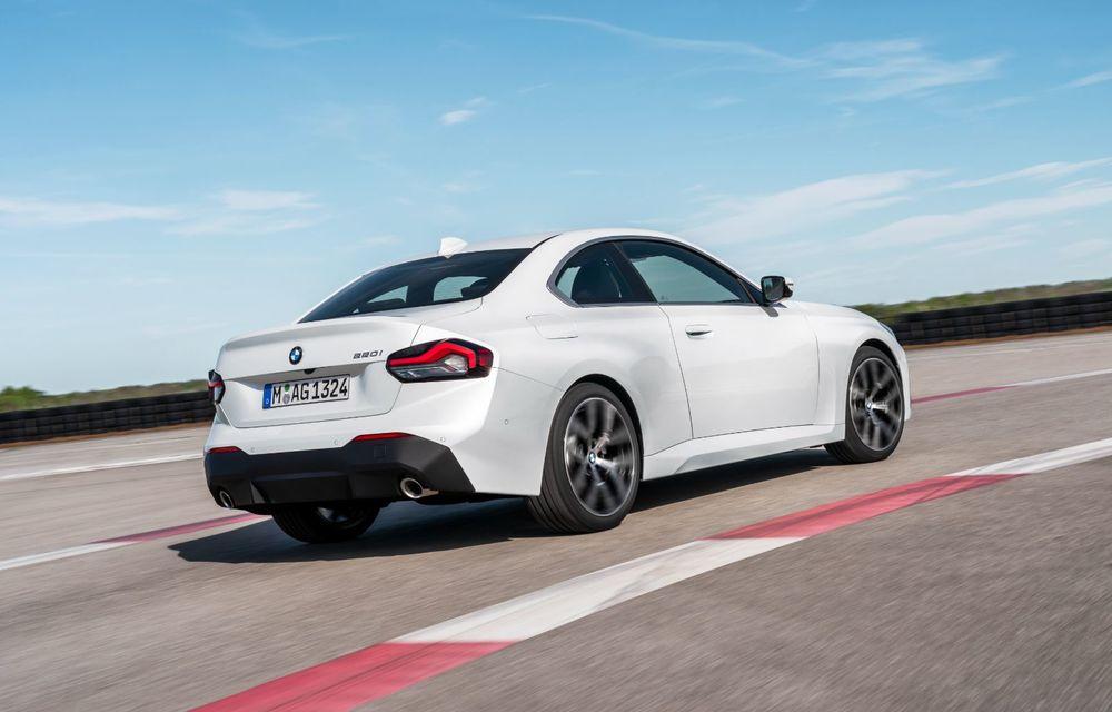 PREMIERĂ: Noua generație BMW Seria 2 Coupe, prezentată oficial cu până la 374 de cai putere - Poza 26