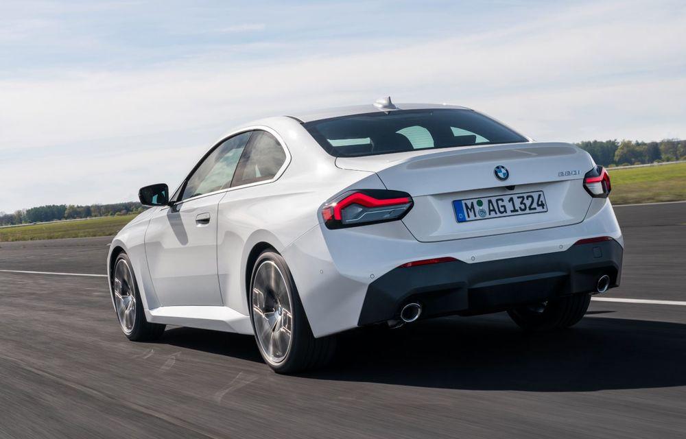 PREMIERĂ: Noua generație BMW Seria 2 Coupe, prezentată oficial cu până la 374 de cai putere - Poza 28