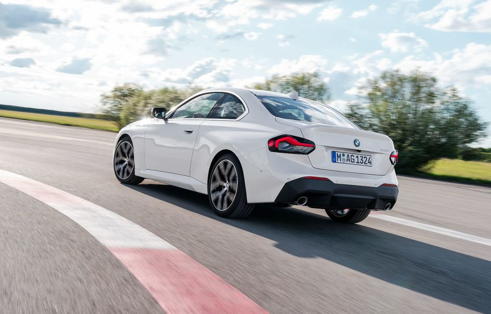 PREMIERĂ: Noua generație BMW Seria 2 Coupe, prezentată oficial cu până la 374 de cai putere - Poza 27