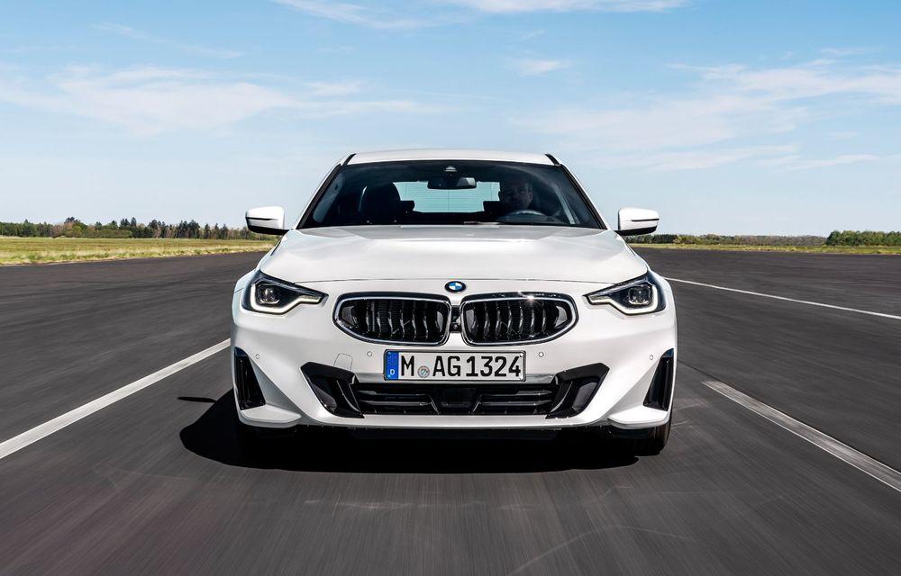 PREMIERĂ: Noua generație BMW Seria 2 Coupe, prezentată oficial cu până la 374 de cai putere - Poza 15