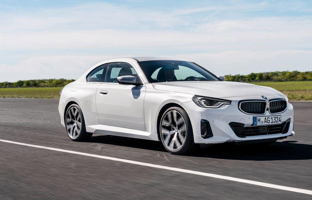 PREMIERĂ: Noua generație BMW Seria 2 Coupe, prezentată oficial cu până la 374 de cai putere - Poza 14