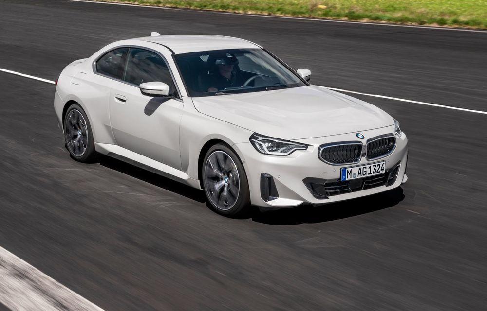 PREMIERĂ: Noua generație BMW Seria 2 Coupe, prezentată oficial cu până la 374 de cai putere - Poza 13