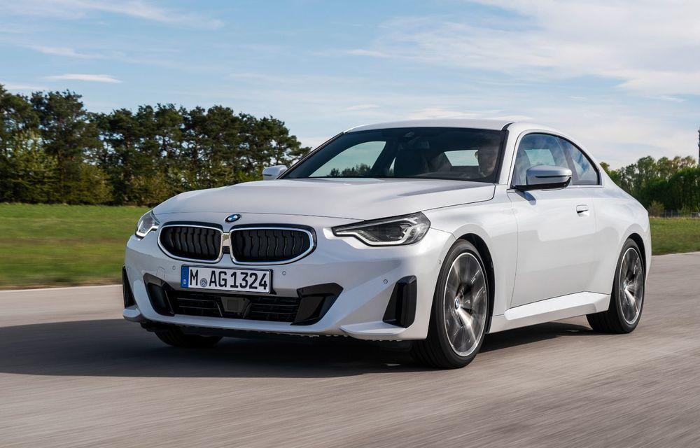 PREMIERĂ: Noua generație BMW Seria 2 Coupe, prezentată oficial cu până la 374 de cai putere - Poza 11