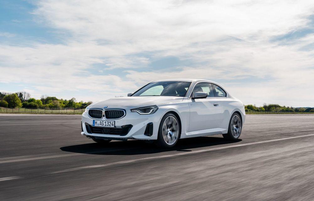 PREMIERĂ: Noua generație BMW Seria 2 Coupe, prezentată oficial cu până la 374 de cai putere - Poza 12