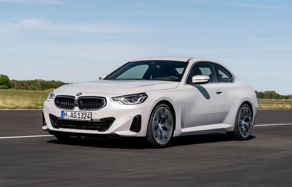 PREMIERĂ: Noua generație BMW Seria 2 Coupe, prezentată oficial cu până la 374 de cai putere - Poza 9
