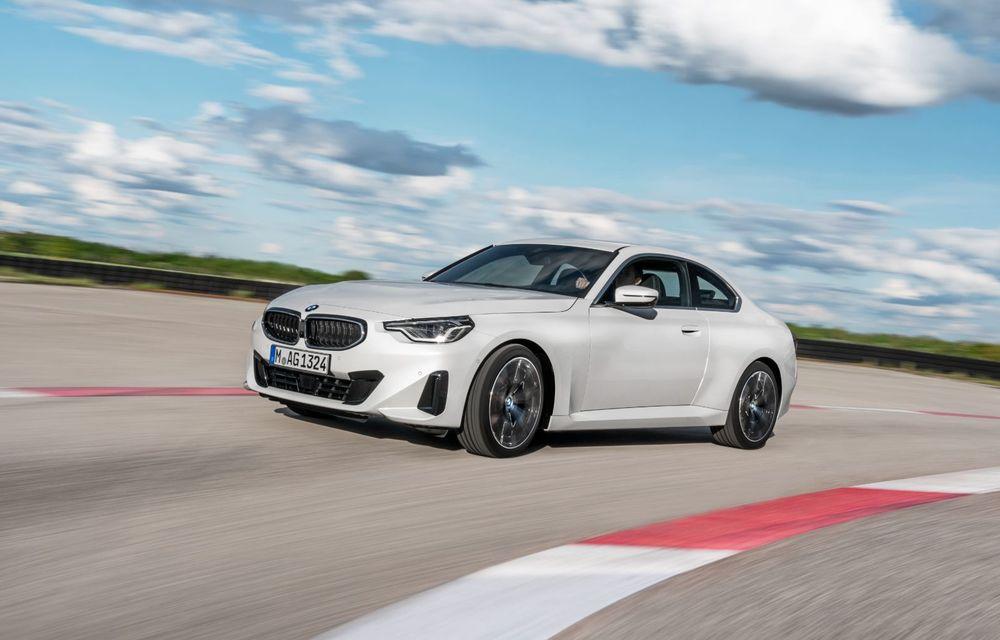 PREMIERĂ: Noua generație BMW Seria 2 Coupe, prezentată oficial cu până la 374 de cai putere - Poza 8
