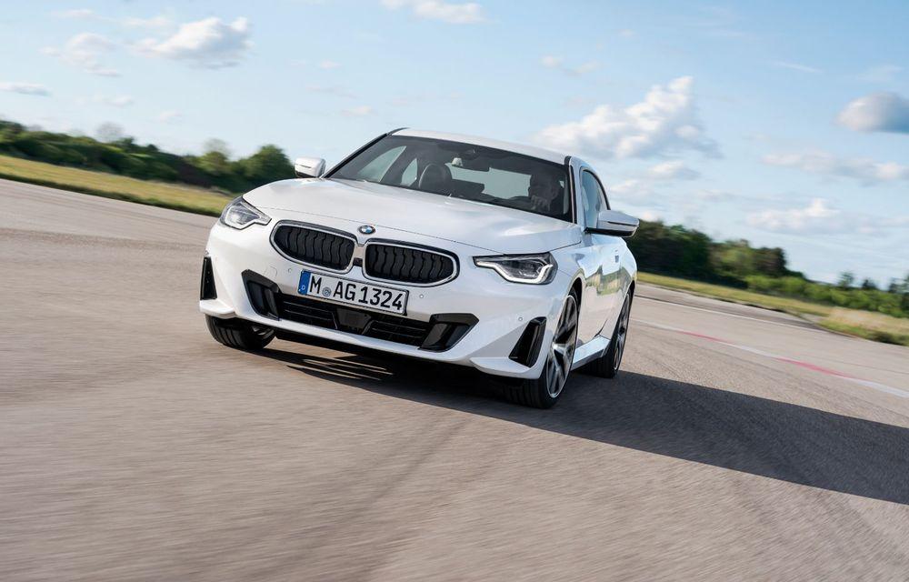 PREMIERĂ: Noua generație BMW Seria 2 Coupe, prezentată oficial cu până la 374 de cai putere - Poza 7