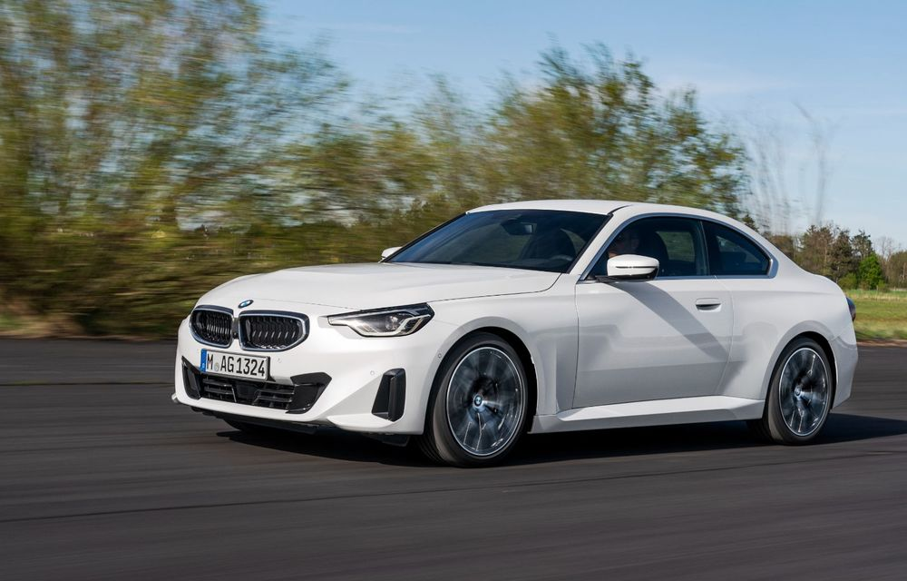 PREMIERĂ: Noua generație BMW Seria 2 Coupe, prezentată oficial cu până la 374 de cai putere - Poza 6