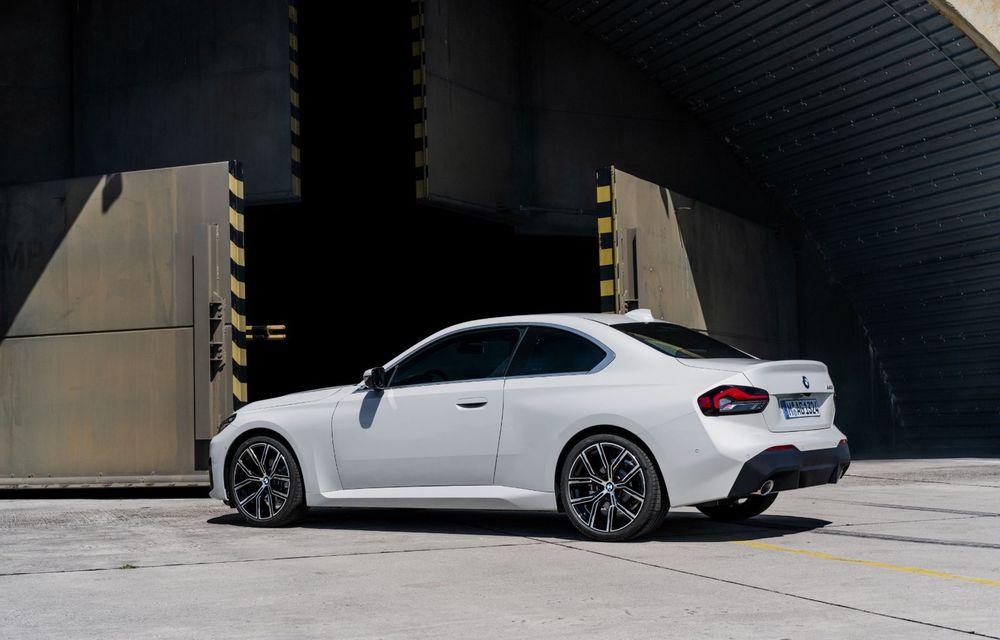 PREMIERĂ: Noua generație BMW Seria 2 Coupe, prezentată oficial cu până la 374 de cai putere - Poza 29