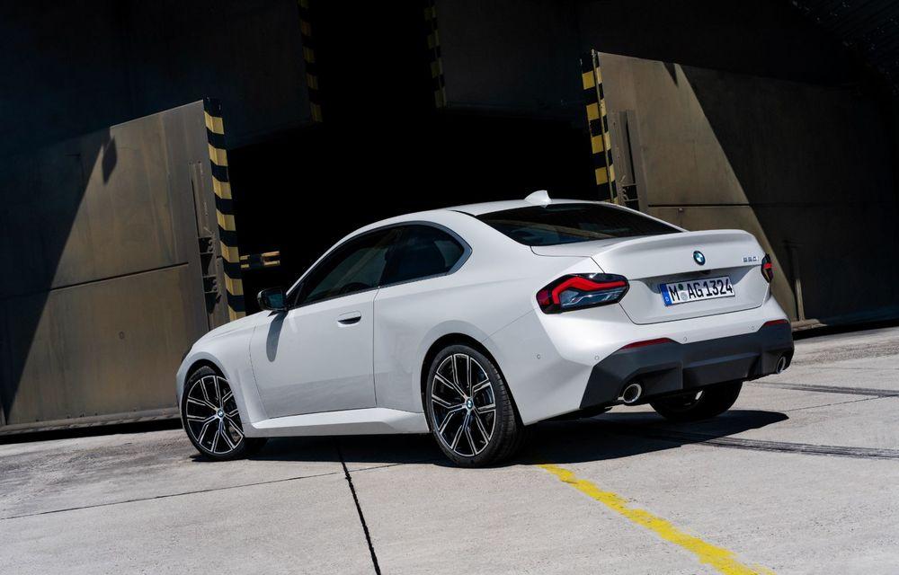 PREMIERĂ: Noua generație BMW Seria 2 Coupe, prezentată oficial cu până la 374 de cai putere - Poza 20