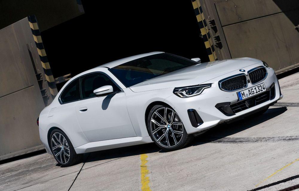 PREMIERĂ: Noua generație BMW Seria 2 Coupe, prezentată oficial cu până la 374 de cai putere - Poza 5