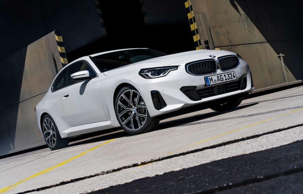 PREMIERĂ: Noua generație BMW Seria 2 Coupe, prezentată oficial cu până la 374 de cai putere - Poza 4