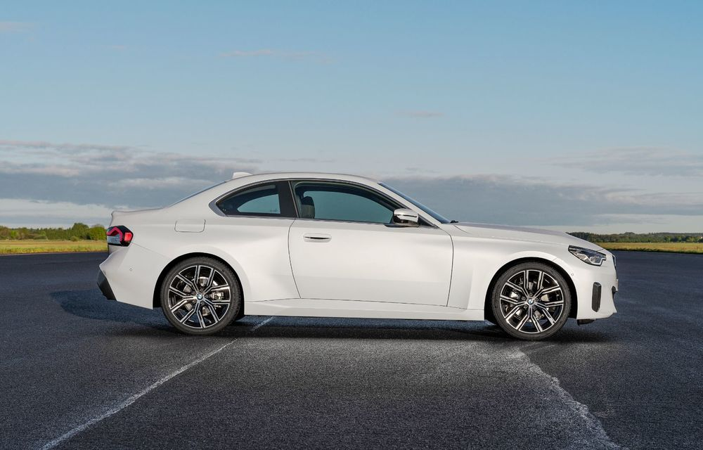 PREMIERĂ: Noua generație BMW Seria 2 Coupe, prezentată oficial cu până la 374 de cai putere - Poza 18