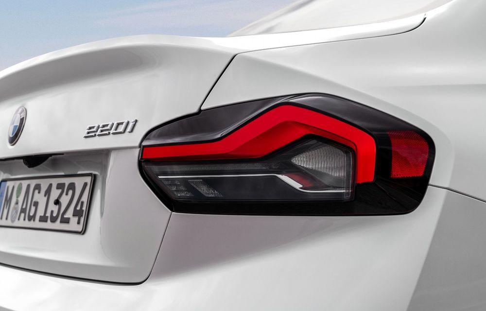 PREMIERĂ: Noua generație BMW Seria 2 Coupe, prezentată oficial cu până la 374 de cai putere - Poza 68