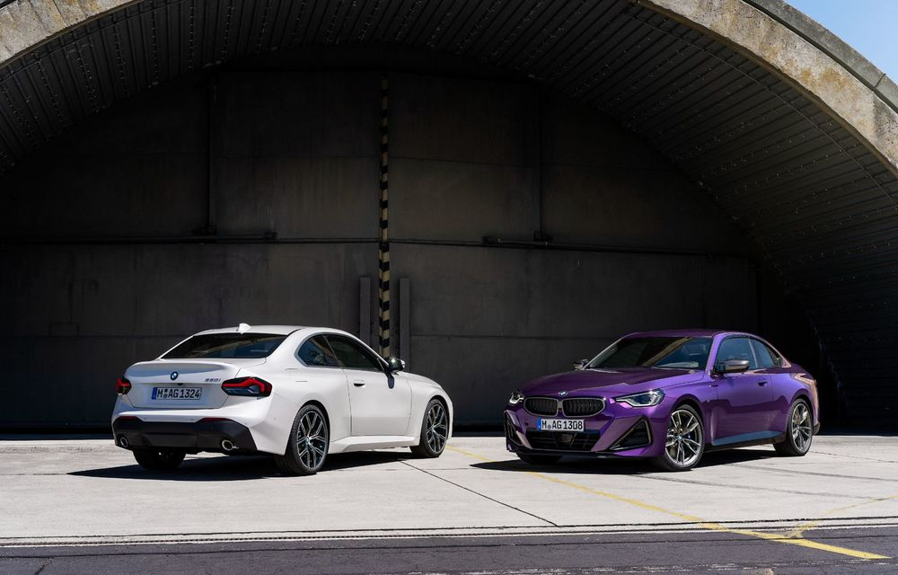 PREMIERĂ: Noua generație BMW Seria 2 Coupe, prezentată oficial cu până la 374 de cai putere - Poza 83