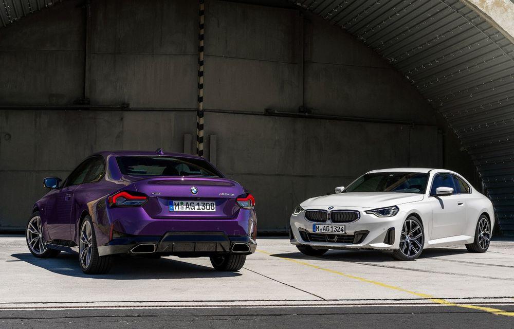 PREMIERĂ: Noua generație BMW Seria 2 Coupe, prezentată oficial cu până la 374 de cai putere - Poza 82