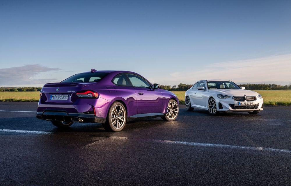 PREMIERĂ: Noua generație BMW Seria 2 Coupe, prezentată oficial cu până la 374 de cai putere - Poza 81