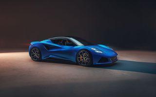 Ultimul Lotus pe benzină este aici: Emira are motor de la Mercedes-AMG și costă 72.000 de euro