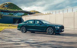 Bentley Flying Spur Hybrid debutează cu 544 CP și 40 de kilometri autonomie electrică