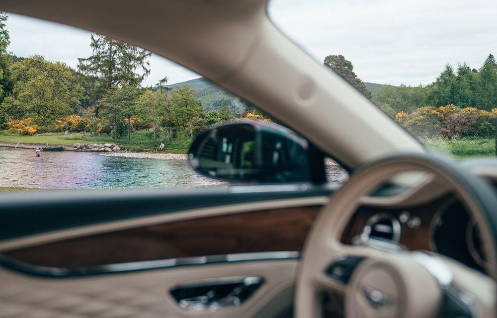 Bentley Flying Spur Hybrid debutează cu 544 CP și 40 de kilometri autonomie electrică - Poza 7