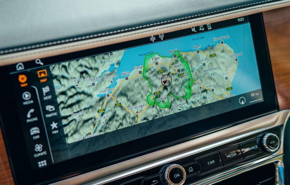 Bentley Flying Spur Hybrid debutează cu 544 CP și 40 de kilometri autonomie electrică - Poza 9