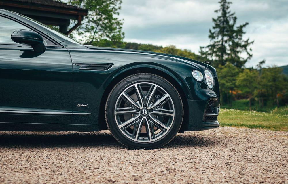 Bentley Flying Spur Hybrid debutează cu 544 CP și 40 de kilometri autonomie electrică - Poza 11