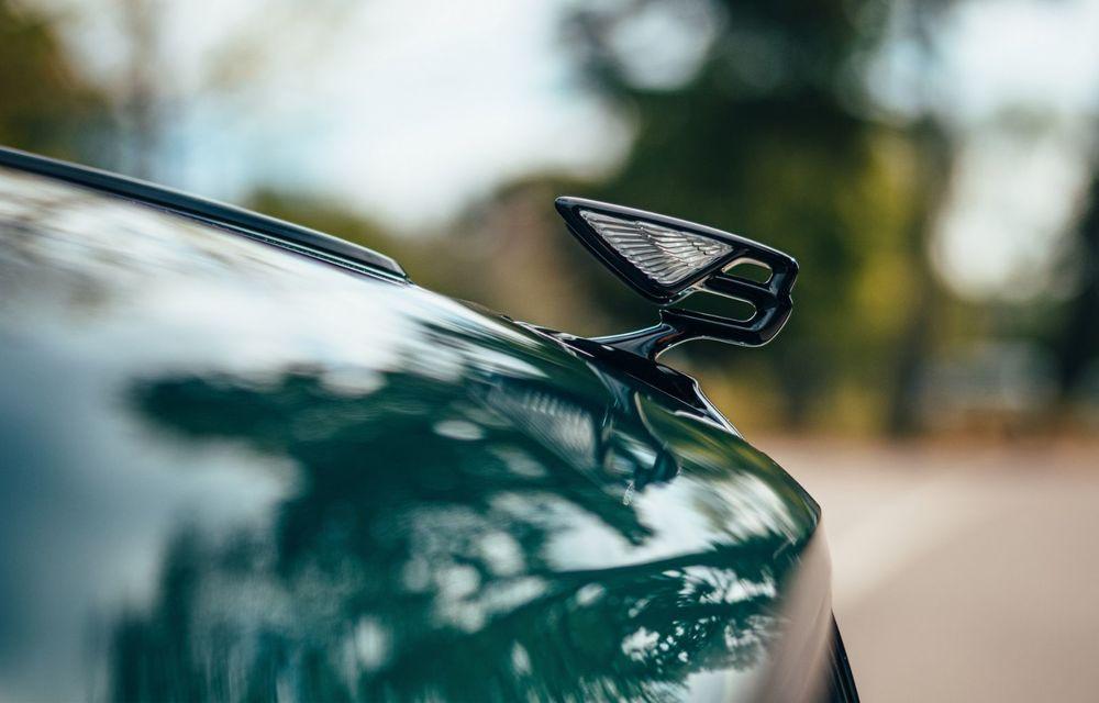 Bentley Flying Spur Hybrid debutează cu 544 CP și 40 de kilometri autonomie electrică - Poza 12