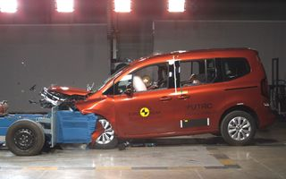 Noi teste Euro NCAP: 4 stele pentru Renault Kangoo și Opel Mokka