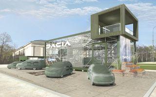 OFICIAL: Dacia lansează un nou model de familie, cu 7 locuri, în luna septembrie