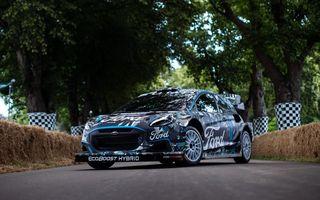 Ford Puma a fost transformat în mașină de raliu: prototipul va participa în WRC din 2022