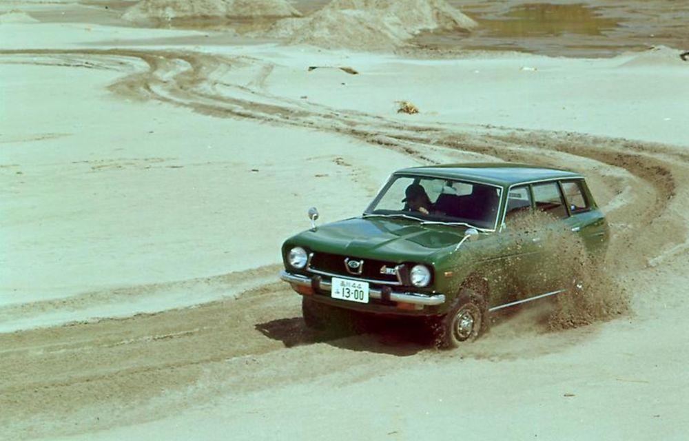 Sărbătoare la Subaru: Japonezii au asamblat 20 de milioane de mașini cu tracțiune integrală - Poza 1