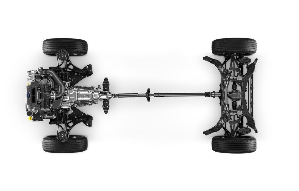 Sărbătoare la Subaru: Japonezii au asamblat 20 de milioane de mașini cu tracțiune integrală - Poza 4