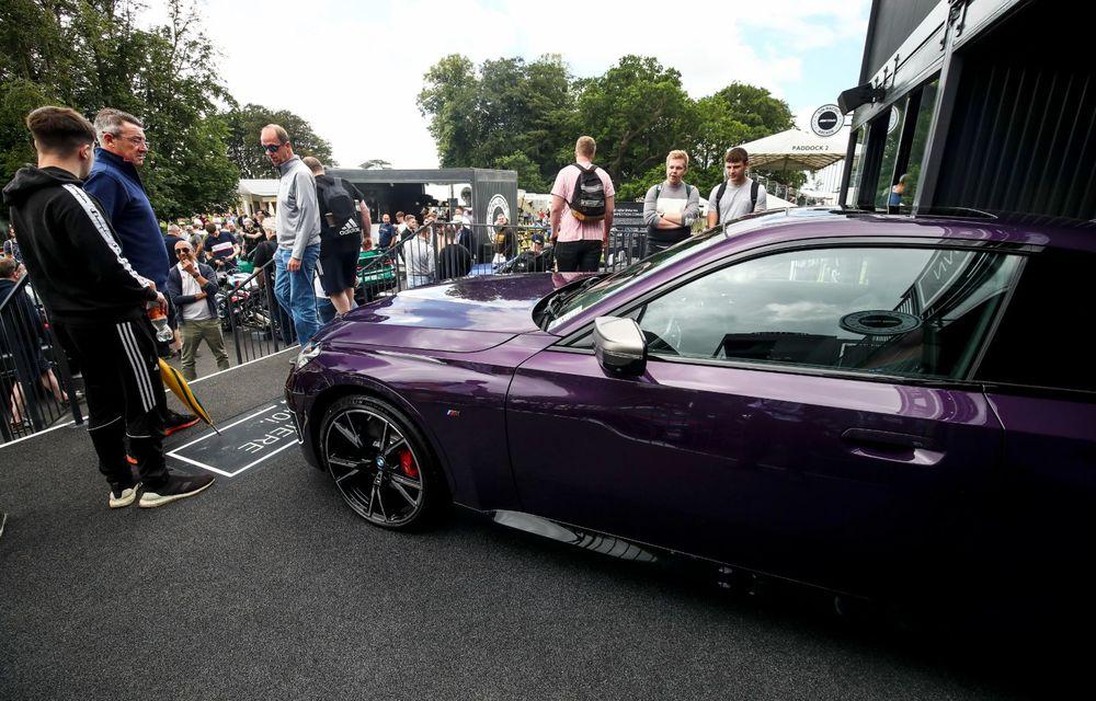 Noul BMW Seria 2 Coupe, prezentat public în cadrul Festivalului Vitezei de la Goodwood - Poza 6