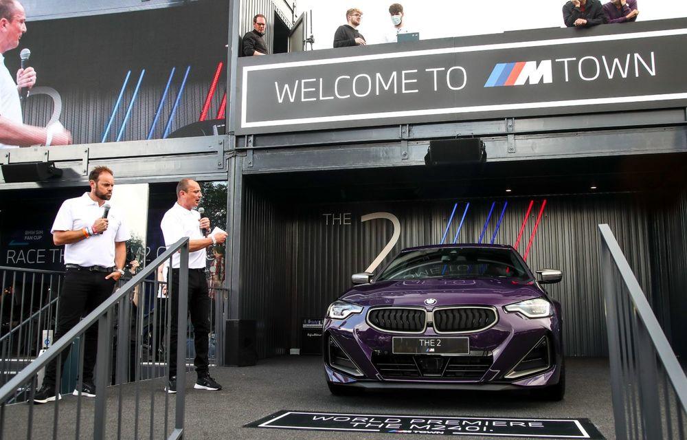 Noul BMW Seria 2 Coupe, prezentat public în cadrul Festivalului Vitezei de la Goodwood - Poza 3