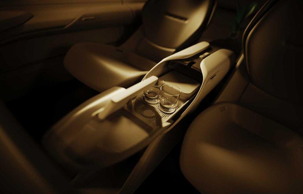 Primele imagini cu conceptul Audi Grand Sphere. Anunță un succesor electric pentru A7/A8 - Poza 5
