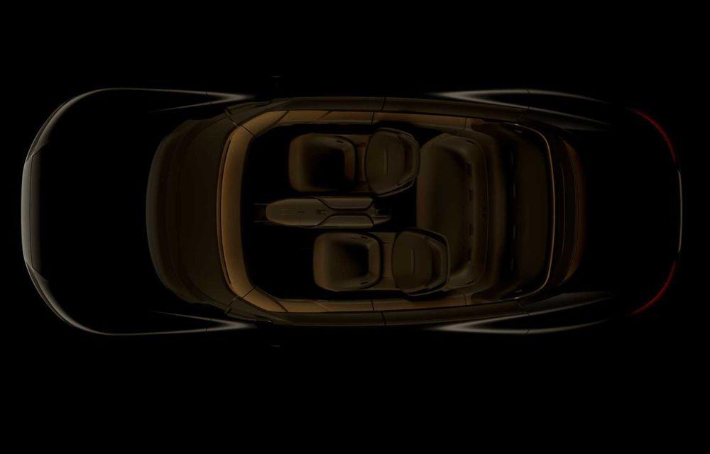 Primele imagini cu conceptul Audi Grand Sphere. Anunță un succesor electric pentru A7/A8 - Poza 2