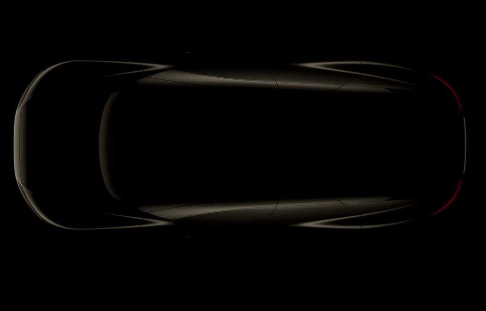 Primele imagini cu conceptul Audi Grand Sphere. Anunță un succesor electric pentru A7/A8 - Poza 3