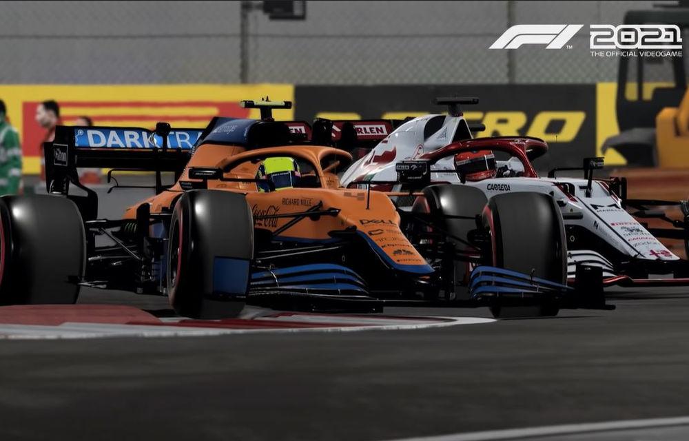 Trailer final pentru jocul F1 2021. Poate fi cumpărat și activat începând din 13 iulie - Poza 1