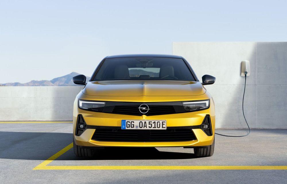 PREMIERĂ: Noua generație Opel Astra debutează cu versiuni electrificate cu până la 225 CP - Poza 10