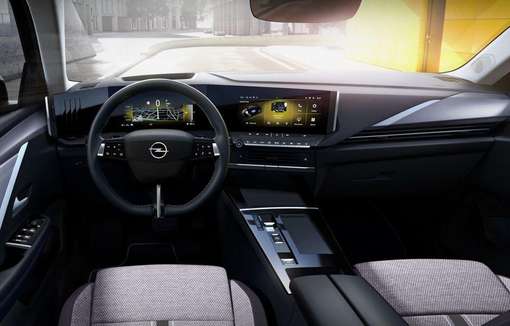 PREMIERĂ: Noua generație Opel Astra debutează cu versiuni electrificate cu până la 225 CP - Poza 6