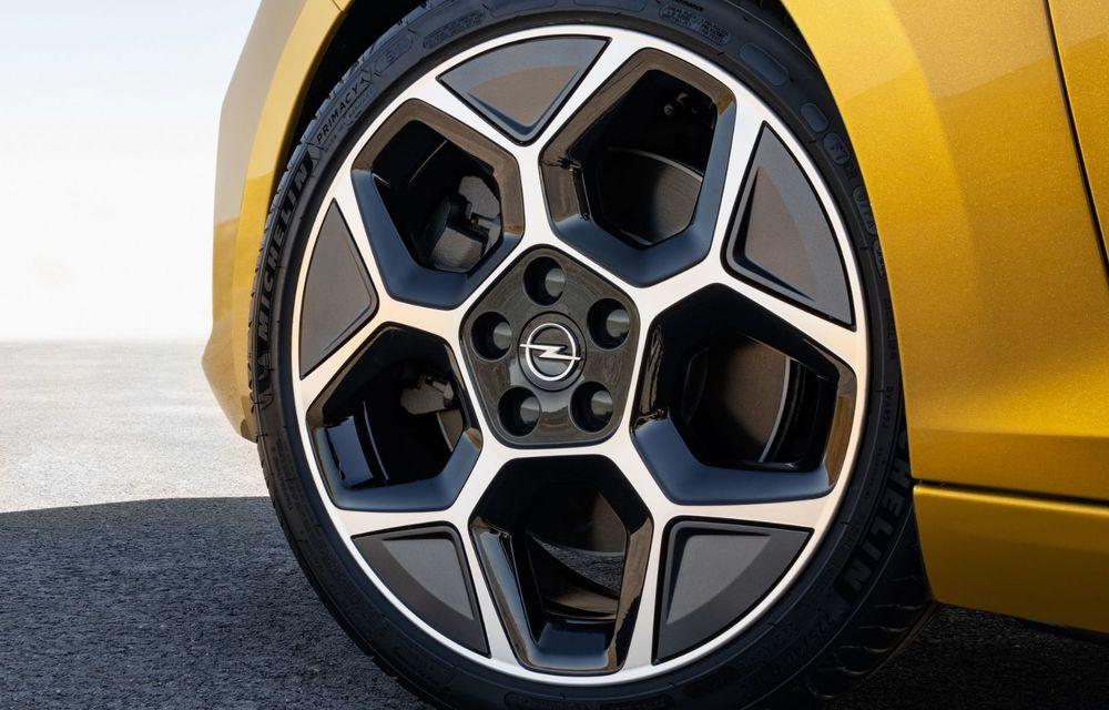 PREMIERĂ: Noua generație Opel Astra debutează cu versiuni electrificate cu până la 225 CP - Poza 13