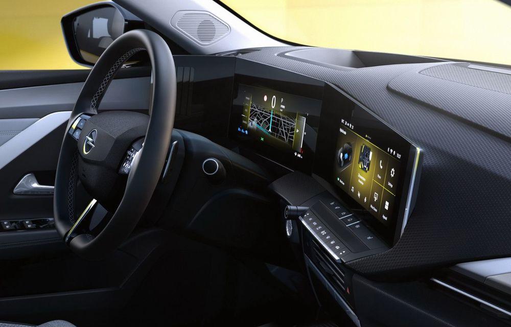 PREMIERĂ: Noua generație Opel Astra debutează cu versiuni electrificate cu până la 225 CP - Poza 9