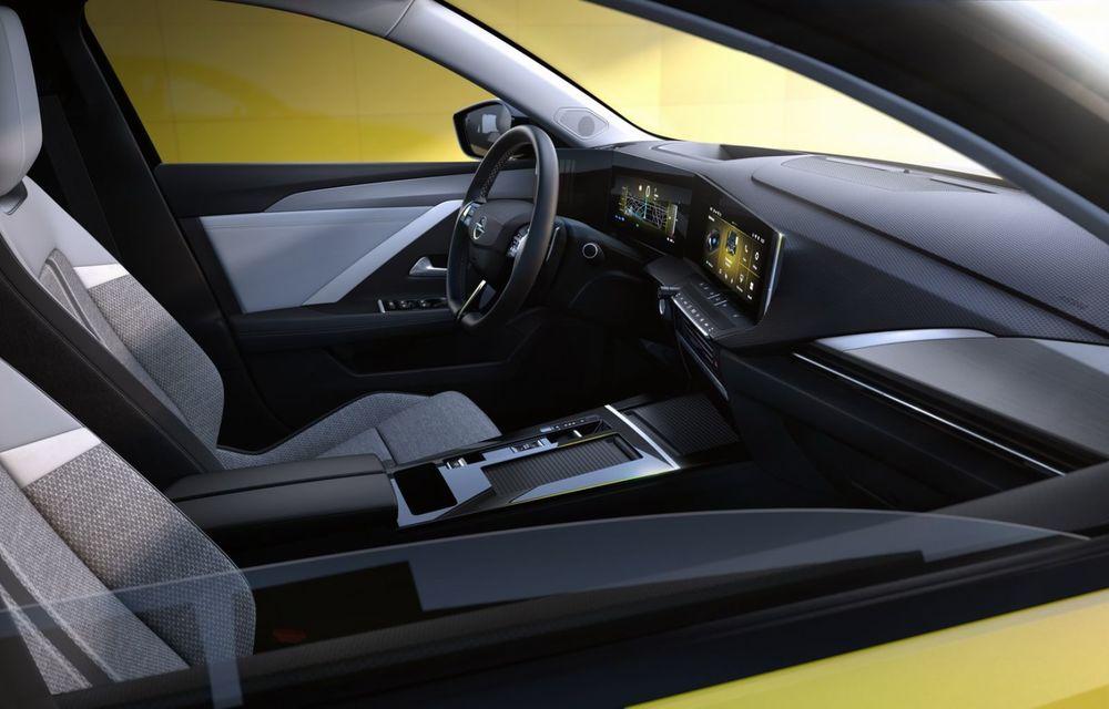 PREMIERĂ: Noua generație Opel Astra debutează cu versiuni electrificate cu până la 225 CP - Poza 8