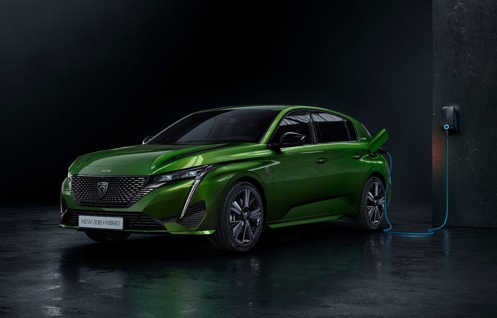 Gama Peugeot va fi electrificată în proporție de 70% anul acesta, urmând să ajungă la 100% în 2025 - Poza 1