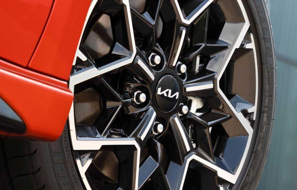 Kia Ceed facelift: grilă frontală revizuită, faruri restilizate și motor nou de 1.5 litri - Poza 25