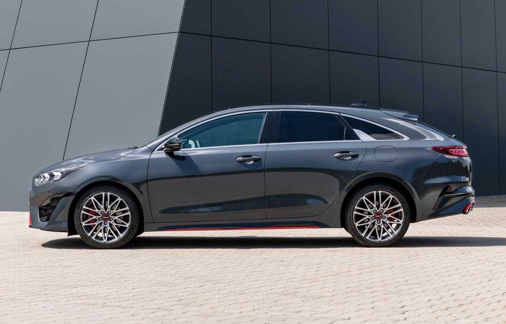 Kia Ceed facelift: grilă frontală revizuită, faruri restilizate și motor nou de 1.5 litri - Poza 11
