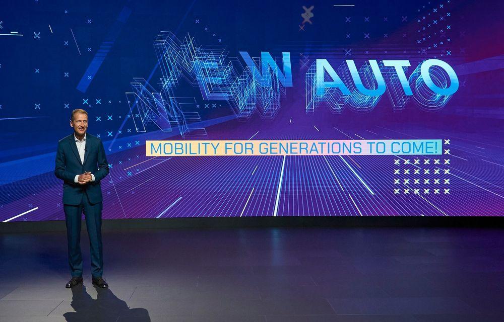 Grupul Volkswagen va folosi o singură platformă electrică pentru toate modelele sale viitoare - Poza 1