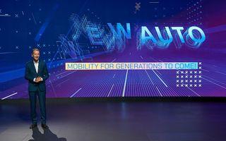 Grupul Volkswagen va folosi o singură platformă electrică pentru toate modelele sale viitoare