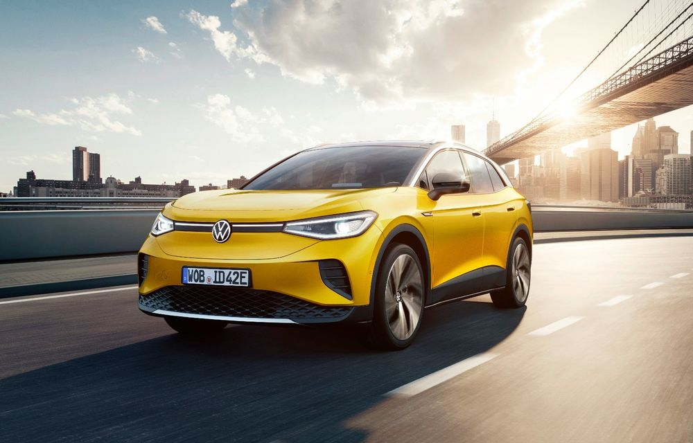 Volkswagen vrea să devină cel mai mare producător de mașini electrice până în 2025 - Poza 1