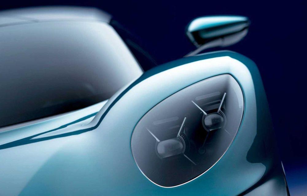 Versiunea de producție Aston Martin Valhalla: motor V8, două unități electrice și 950 CP - Poza 10